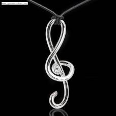 Скрипичн.ключ (Кулон) e203f990